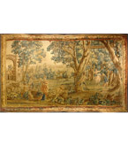17th Century French Tapestry Beauvais
